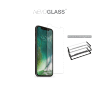 nevox NEVOGLASS Apple iPhone 11 tempered Glass mit EASY APP