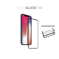 nevox NEVOGLASS 3D - Apple iPhone 11 curved glass mit Easy App